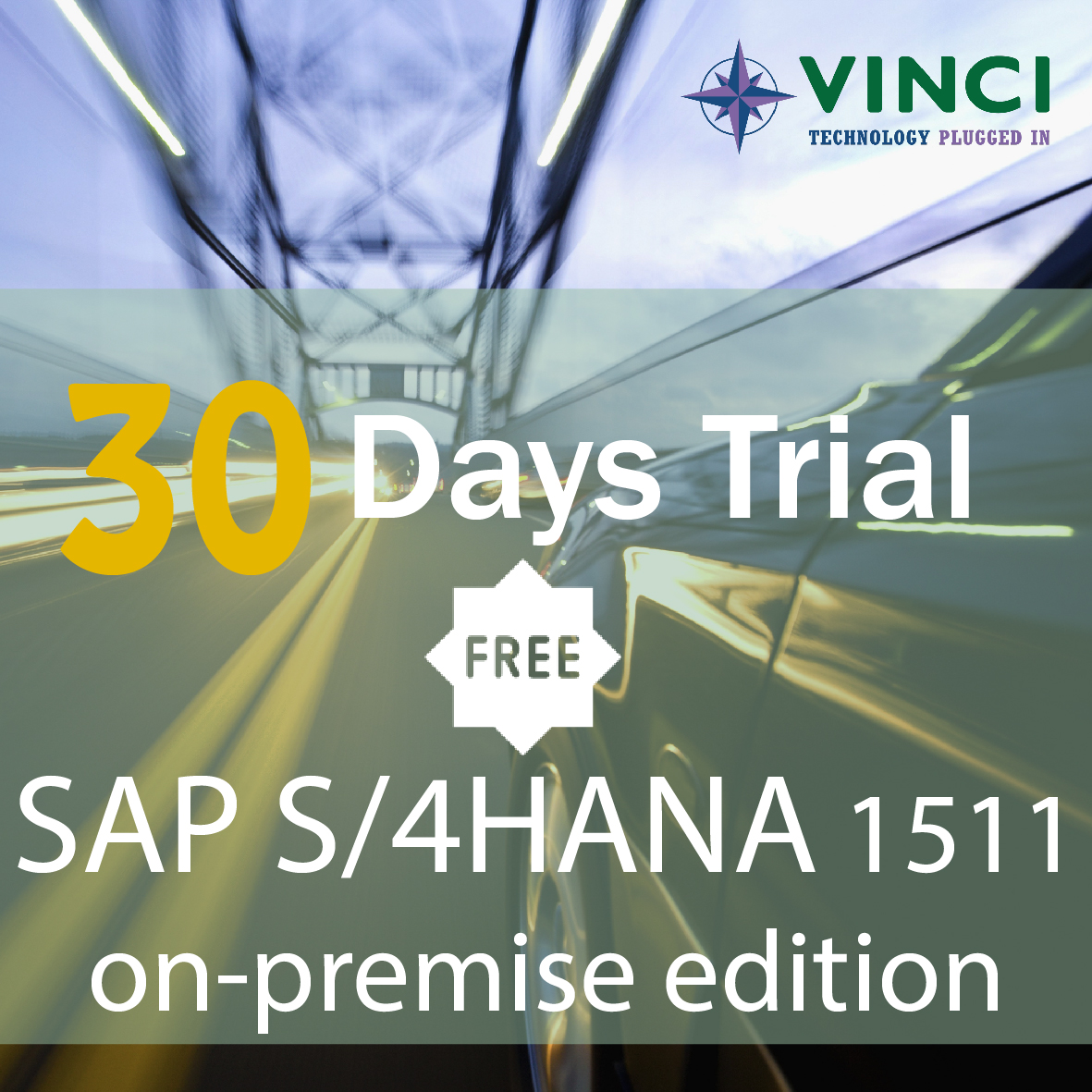 SAP S/4HANA Free Trial 30 days
