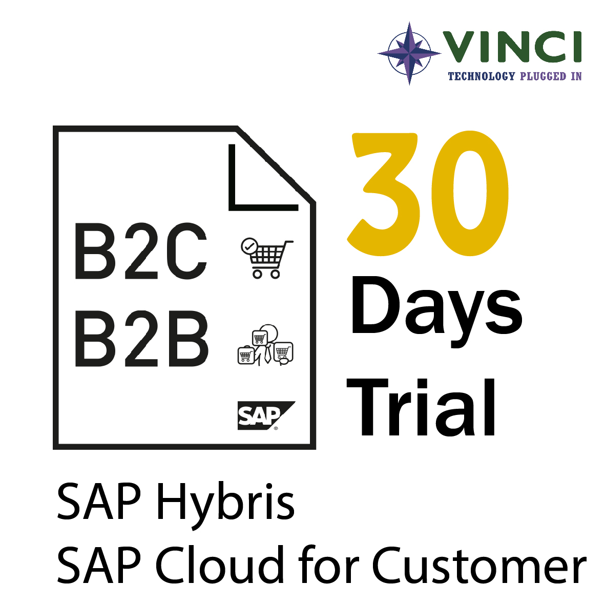 SAP Hybris Free Trial 30 Days